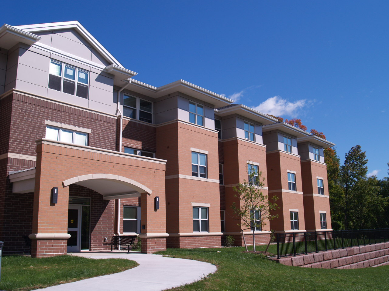 Ferris State University East Campus Housing Jdh